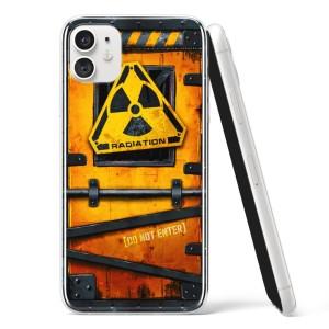Silikonska Maskica - Radioaktivno - HM05