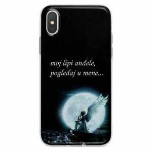 TPU Silikonska Maskica - ''Moj lipi anđele'' - CS29