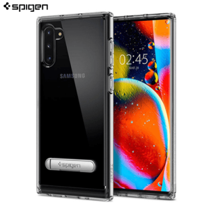 "Spigen Ultra Hybrid ""S"" Maskica za Galaxy Note 10 Plus - Crystal Clear"