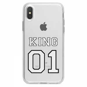 TPU Šarena Silikonska Maskica - ''King 1'' - 005