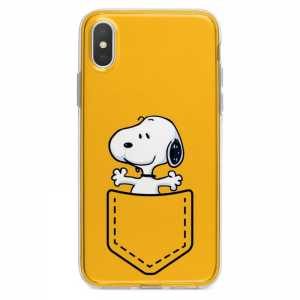 TPU Šarena Silikonska Maskica - ''Pocket Snoopy'' - 008
