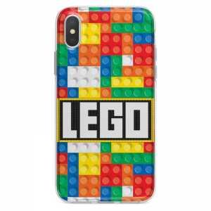 TPU Šarena Silikonska Maskica - ''LEGO'' - 028