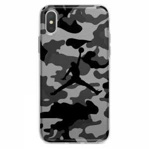 TPU Šarena Silikonska Maskica - ''Basketball Army'' - 036