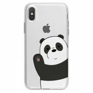 TPU Šarena Silikonska Maskica - ''Hi panda'' - 071