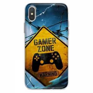 TPU Šarena Silikonska Maskica - ''Gamer Zone'' - 078