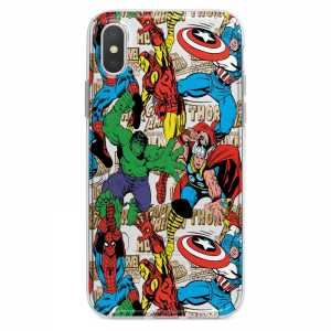 TPU Šarena Silikonska Maskica - ''Avengers'' - 112