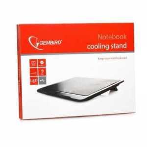 Hladnjak za prijenosno računalo Gembird NBS 1F do 15″