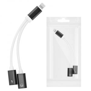 Lightning na AUX Adapterski kabel i Punjač