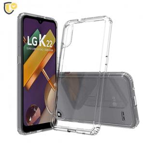 Ultra tanka Prozirna Silikonska maskica za LG K22