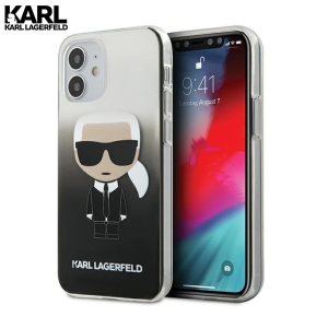 Karl Lagerfeld Gradient Ikonik maskica za iPhone 12 Mini