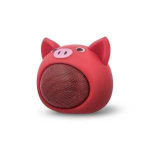 Forever Sweet Animal Pig Rose ABS-100 Bluetooth Zvučnik