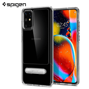 "Spigen Slim Armor Essential ""S"" Maskica za  Galaxy S20 Plus - Crystal Clear"