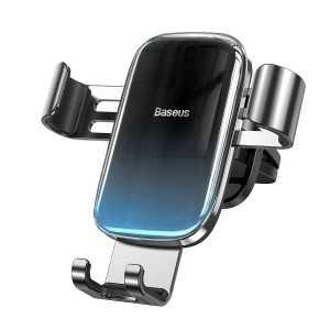 Baseus Gravitacijski Držač mobitela za auto na ventilacijsku rešetku - Crno-Plavi
