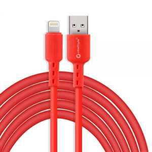 2.4A USB Lightning Punjački/Data kabel (100 cm) – Više boja