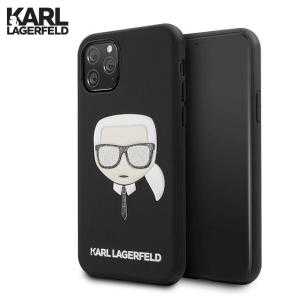 Karl Lagerfeld Maskica za iPhone 11 Pro – Crna