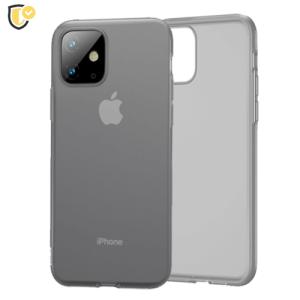 Baseus Jelly Gel Maskica za iPhone 11 – Crna