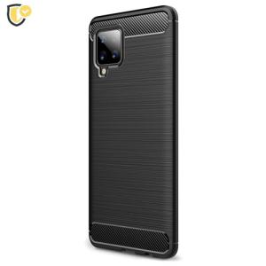 Silikonska Carbon Maskica za Galaxy A22 (5G)