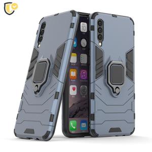 Defender Armor Ring Maskica za Galaxy A50 / A50s / A30s - Plava