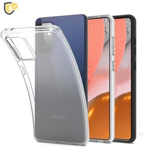 Ultra tanka Prozirna Silikonska maskica za Galaxy A52