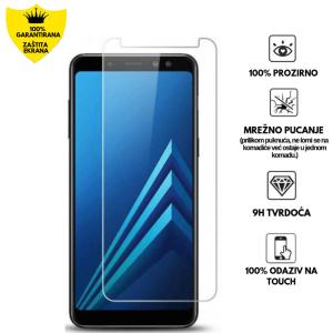 Kaljeno Staklo / Staklena Folija za Galaxy A7 (2018)