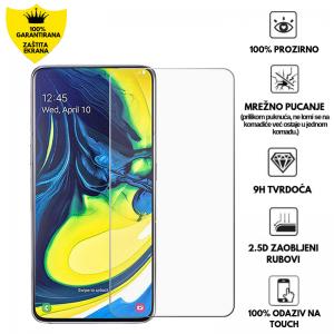 Kaljeno Staklo / Staklena Folija za Galaxy A80