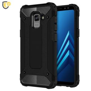 Defender II Silikonska Anti Shock Maskica za Galaxy A8 / A5 (2018)