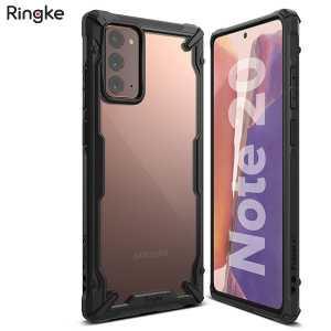 Ringke FUSION X Maskica za Galaxy Note 20 - Black
