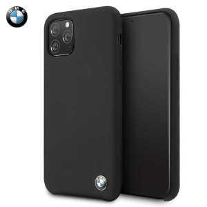 BMW Originalna Maskica za iPhone 11 Pro – Crna