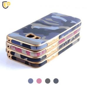 Kamuflažna Silikonska Maskica za Galaxy S8 Plus - Više boja