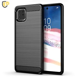 Silikonska Carbon Maskica za Galaxy Note 10 Lite (2020)