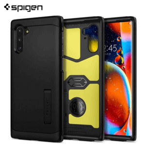 Spigen Tough Armor Maskica za  Galaxy Note 10 - Black