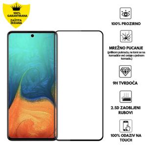3D Zaobljeno Kaljeno Staklo za Samsung Galaxy A71