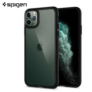 Spigen Ultra Hybrid Maskica za iPhone 11 Pro - Matte Black