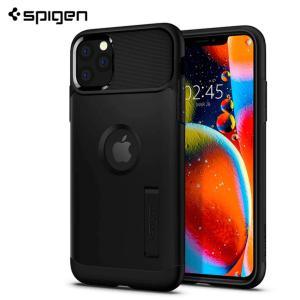 Spigen Slim Armor Maskica za  iPhone 11 Pro Max - Black
