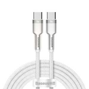 Baseus Cafule Series Type-C + Type-C Podatkovni kabel (20V)