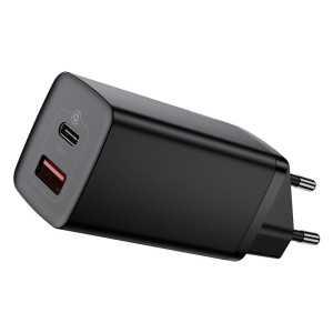 Baseus GaN2 Lite zidni punjač USB i Type-C (65W)
