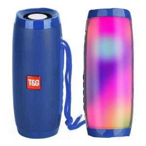 T&G RGB Bluetooth Zvučnik TG157 - Plavi