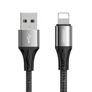 Joyroom USB na Lightning data kabel 3A (1,5m) - Crni