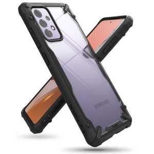 Ringke FUSION X Maskica za Galaxy A72 / A72 5G - Black