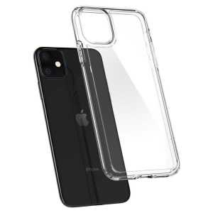 Spigen Crystal Hybrid Maskica za  iPhone 11 - Crystal Clear