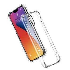 Ugreen Silikonska Prozirna Anti-Shock Maskica za iPhone 12 Pro Max