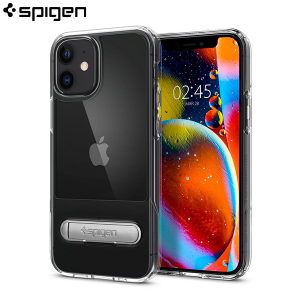 "Spigen Slim Armor Essential ""S"" Maskica za iPhone 12 Mini - Crystal Clear"