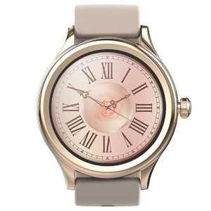 Forever Icon AW-100 Pametni Sat (Smartwatch) - Zlatno-Roza