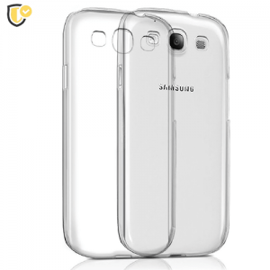 Ultra tanka Prozirna Silikonska maskica za Galaxy S3 mini