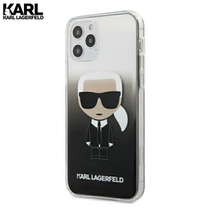 Karl Lagerfeld Gradient Ikonik maskica za iPhone 12 Pro