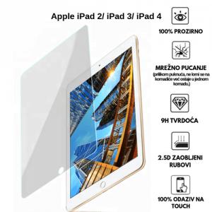 Apple iPad 2 / iPad 3/ iPad 4 9.7 inča – Kaljeno Staklo / Staklena Folija