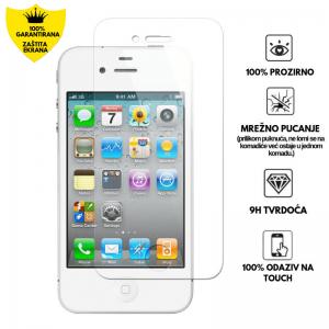 Kaljeno Staklo / Staklena Folija za Apple iPhone 4s