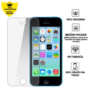 Kaljeno Staklo / Staklena Folija za Apple iPhone 5c