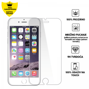 Kaljeno Staklo / Staklena Folija za Apple iPhone 6/6s