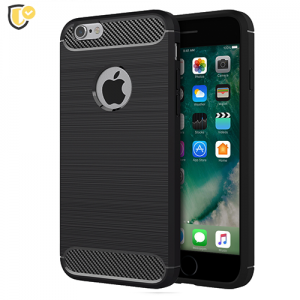 Silikonska Carbon Maskica za iPhone 6 Plus/6s Plus